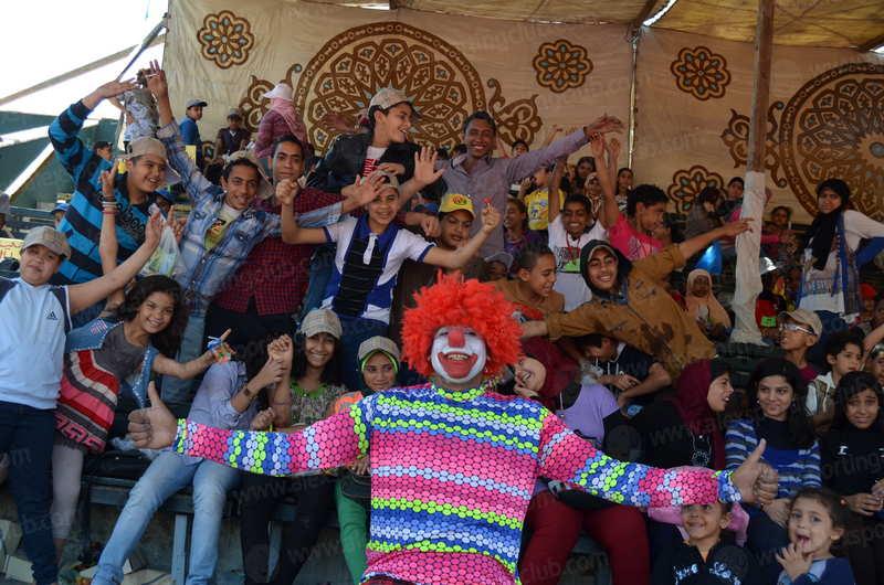 بالصور :: احتفال النادى بيوم اليتيم