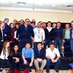 شاهد صور لقاء لجنة الشباب مع شباب النادي
