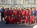 فريق سبورتنج للكرة الطائرة 11 سنة ناشئين ثاني الأسكندرية