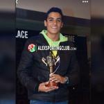 عبد الباقي يتأهل للمشاركة بأولمبياد الشباب
