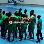 رجال سبورتنج لكرة اليد ثاني كأس مصر