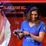 نور الشربيني ثاني بطولة psa dubai world series