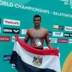 مروان العمراوي يواصل تألقه عالميا