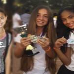 منتخب مصر للتنس تحت ١١ و١٢ سنة يضم ثلاث لاعبات من سبورتنج