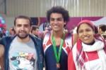 يوسف محمد يشارك ببطولة الجمهورية لجمباز الايروبك