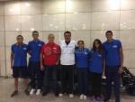 ندى احمد الميدانى ضمن منتخب مصر فى بطولة العالم للسباحة للناشئين