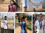 تألق لاعبي سبورتنج المشاركين مع المنتخب المصري تحت ١١ و ١٢ سنة بالبطولة العربية