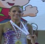 الجمباز | تألق دارين ديفولني  فى بطولة الجمنزياد العربي المدرسي الأول