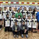 كرة يد | بمشاركة لينا العمراوي منتخب مصر للناشئات يتأهل الي بطولة العالم