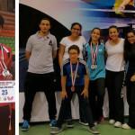 تعرف علي نتائج لاعبي سبورتنج ببطولة مصر الدولية لتنس الطاولة
