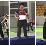 نتائج لاعبي سبورتنج ببطولة كأس مصر للسلاح
