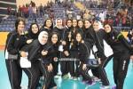 فرحة عباس تحصل علي كأس ثاني احسن لاعبة لمركز ٣ بالبطولة العربية