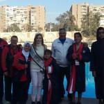 تعرف علي نتائج فريق الاصدقاء في سباقات السباحة بدورة الالعاب الوطنية للاولمبياد الخاص