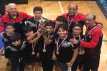 سبورتنج أول بطولة الجمهورية لتنس الطاولة تحت ١٢ سنة بنين