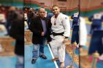 أحمد أيمن عامر يفوز ببرونزية بطولة الجمهورية للجودو