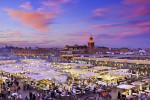 رحلة إلى المغرب ( مراكش – الدار البيضاء )