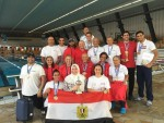 نتائج منتخب مصر للسباحة في بطولة ألمانيا الدولية المفتوحة للأساتذة