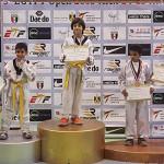 أحمد وليد يحرز ذهبية بطولة حلوان للتايكوندو