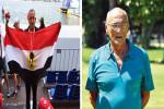 مشاركة أحمد حمادة وخميس العدوي ببطولة ألمانيا لسباحة الأساتذة