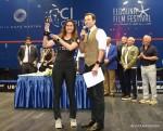 نور الشربيني ثاني بطولة الجونة الدولية للإسكواش