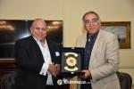 شاهد بالصور و الفيديو | ندوة المهندس هاني محمود رئيس مجلس إدارة فودافون