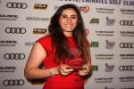 نور الشربيني تفوز بجائزة أفضل لاعبة في العالم لموسم 2017 – 2018