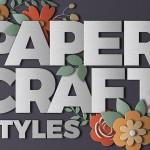 الإعلان عن تنظيم ورشة عمل Paper Craft
